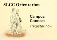 Campus Connect new student orientation