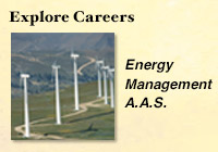 Explore careers with Energy Management