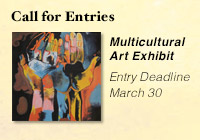 Multicultural Art Exhibit call for entries
