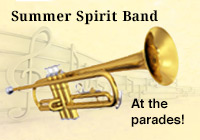 Summer Parade Band
