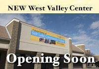 West Valley Center Open soon