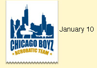 Chicago Boyz Acrobatic Team