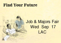 Job & Majors Fair