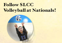 Follow SLCC Volleyball at Nationals!