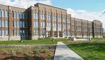 Salt Lake City Community College Health Science Building