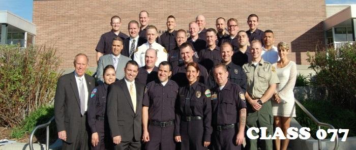 Law Enforcement Academy Slcc