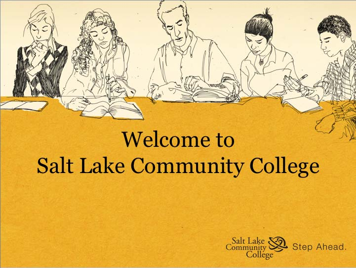 Welcome to Salt Lake Community College